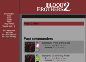 bloodbrothers2.info