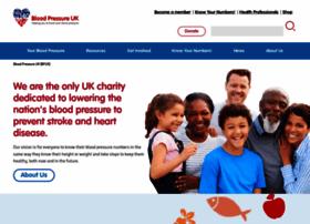 bloodpressureuk.org