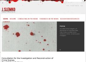 bloodspatter.com