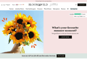 bloomandwild.co.uk