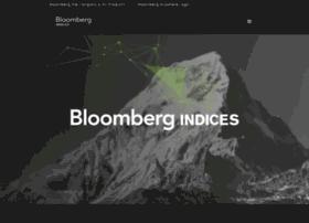 bloombergindexes.com