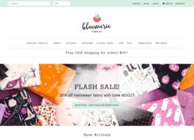 bloomeriefabrics.com