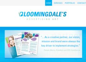 bloomingdalesadvertisingart.com