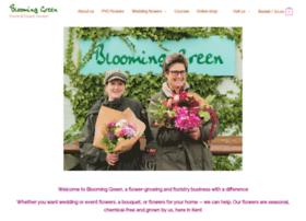 bloominggreenflowers.co.uk