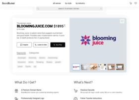 bloomingjuice.com