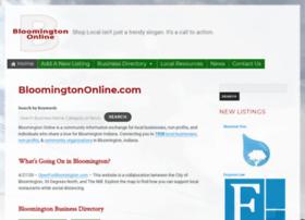 bloomingtononline.net