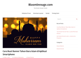 bloominrouge.com
