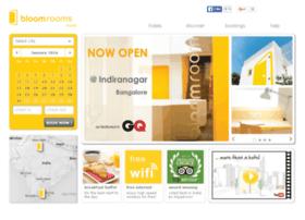 bloomroomshotel.com