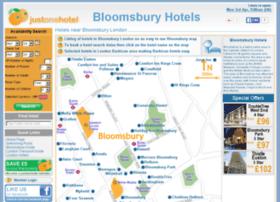 bloomsburyhotels.com