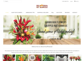 bloomsofhawaii.com