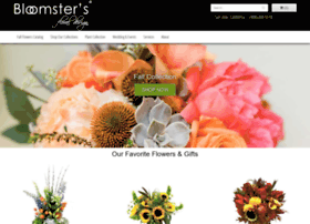 bloomsters.com