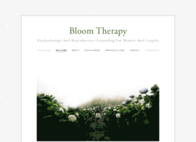 bloomtherapysf.com