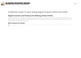 blossomgraphicdesign.com
