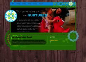 blossompediatrictherapy.com