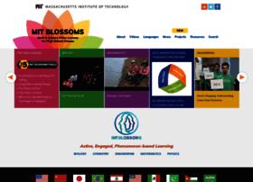blossoms.mit.edu
