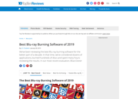 blu-ray-burning-software-review.toptenreviews.com