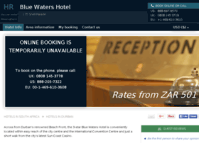 blue-waters-durban.hotel-rez.com