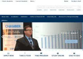 blue.odu.edu