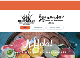 blueagavechicago.com