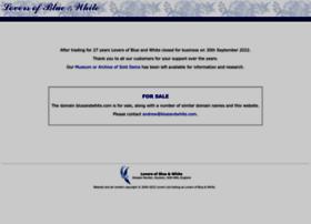 blueandwhite.com