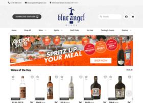 blueangelwines.com