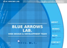 bluearrowslab.com