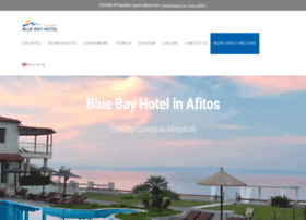 bluebayhotel.com.gr