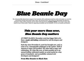 bluebeanieday.tumblr.com