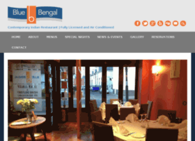 bluebengalrestaurant.co.uk