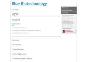 bluebiotechnology.com