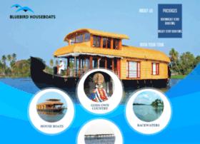 bluebirdhouseboats.com