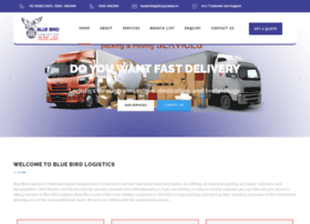 bluebirdlogistics.in