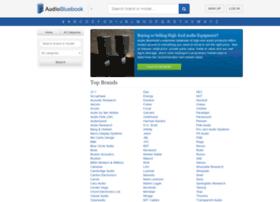 bluebook.audiogon.com