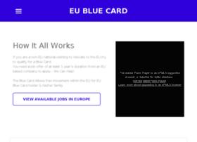 bluecardapply.eu