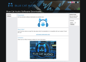 bluecataudiofiles.com