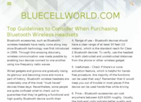 bluecellworld.com
