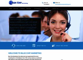 bluechipmarketing.com