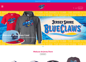 blueclaws.milbstore.com