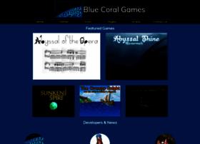 bluecoralgames.com