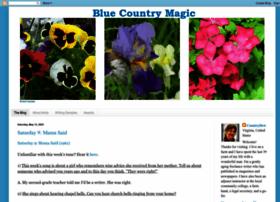 bluecountrymagic.blogspot.com