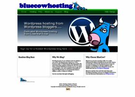bluecowhosting.com