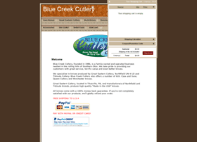 bluecreekcutlery.com