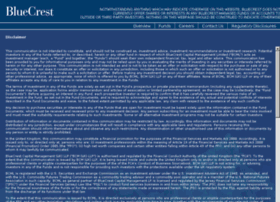 bluecrestcapital.com