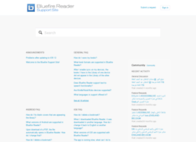 bluefireproductions.zendesk.com