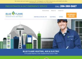blueflamecomfort.com