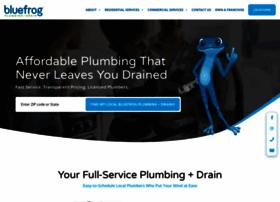 bluefrogplumbing.com