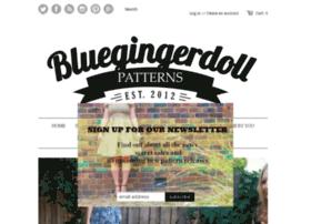 bluegingerdoll.myshopify.com