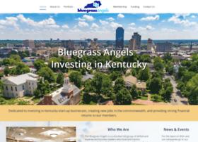 bluegrassangels.com