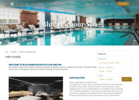 blueharbourspa.co.uk