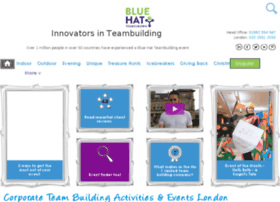bluehatuk-teambuilding.co.uk